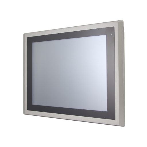 "Industrie Monitor: AADP-112R 12"" Flat resistiv Touch Monitor"