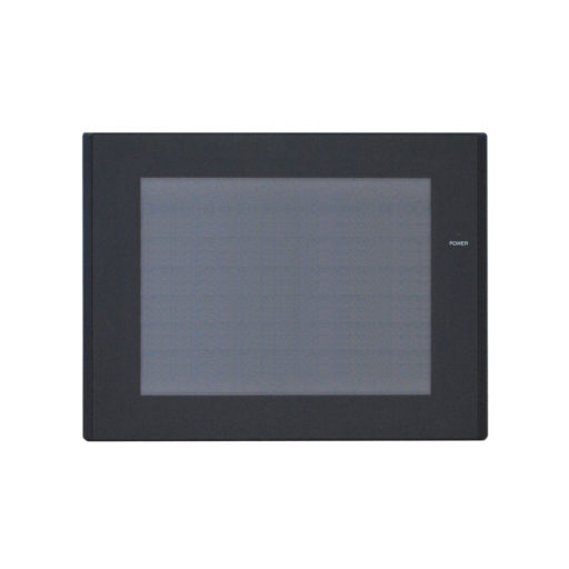 "Industrie Monitor: ADP-12G 12.1"" Panel Monitor IP65 Front"