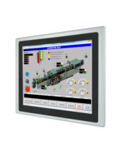 Industrie Monitor: ADP-100MT Multitouch Panel Monitor