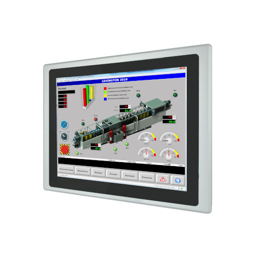 Industrie Monitor: ADP-101MT Multitouch 16:9 Panel Monitor