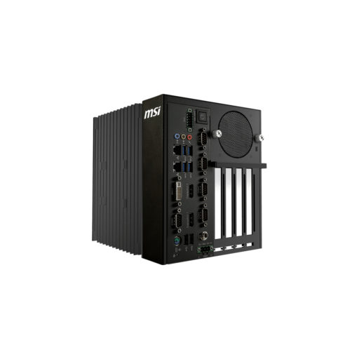 MSI IPC: MS-9A66 4 Slots Box PC Haswell