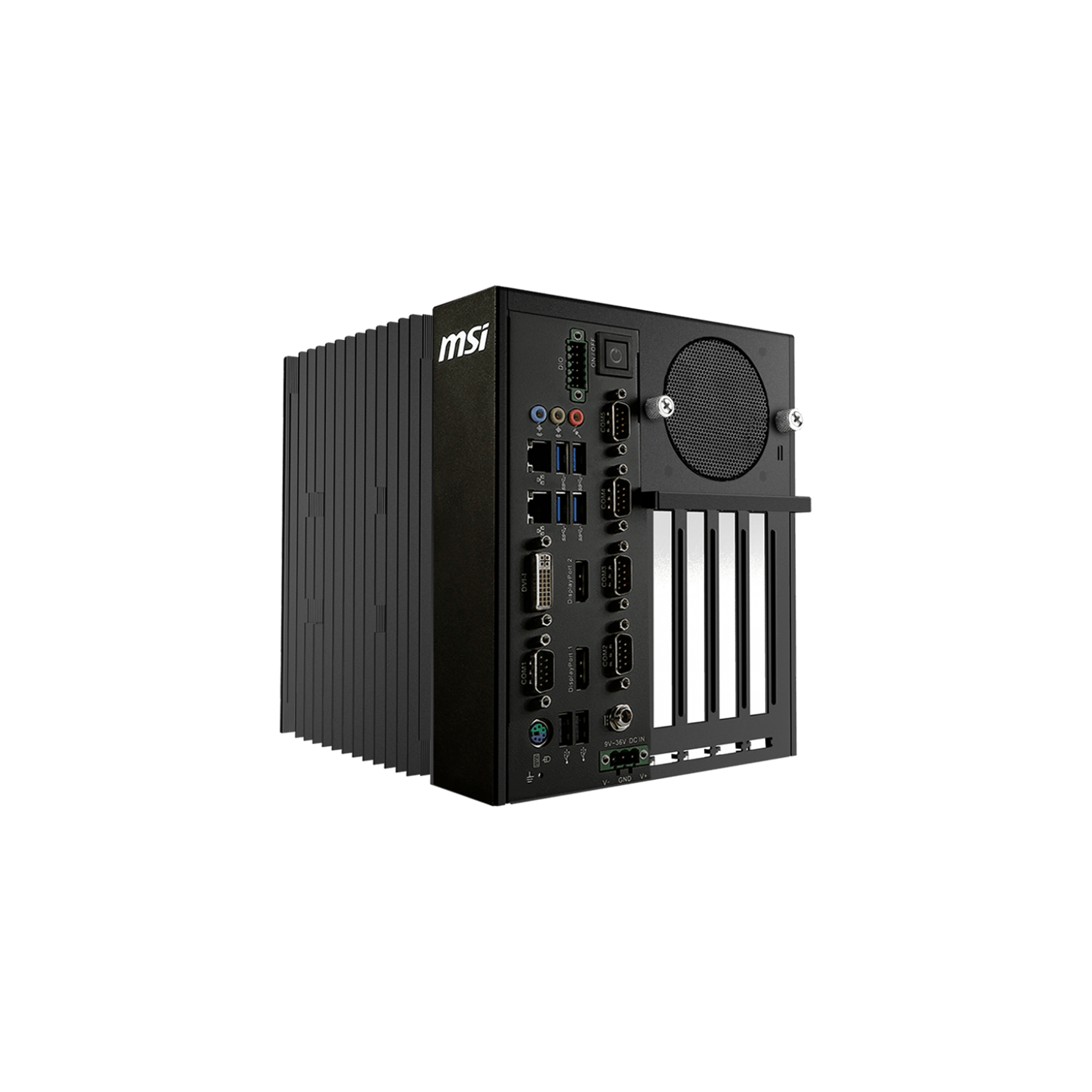 BPC-500-MS5804 4 Slot Intel Core i5