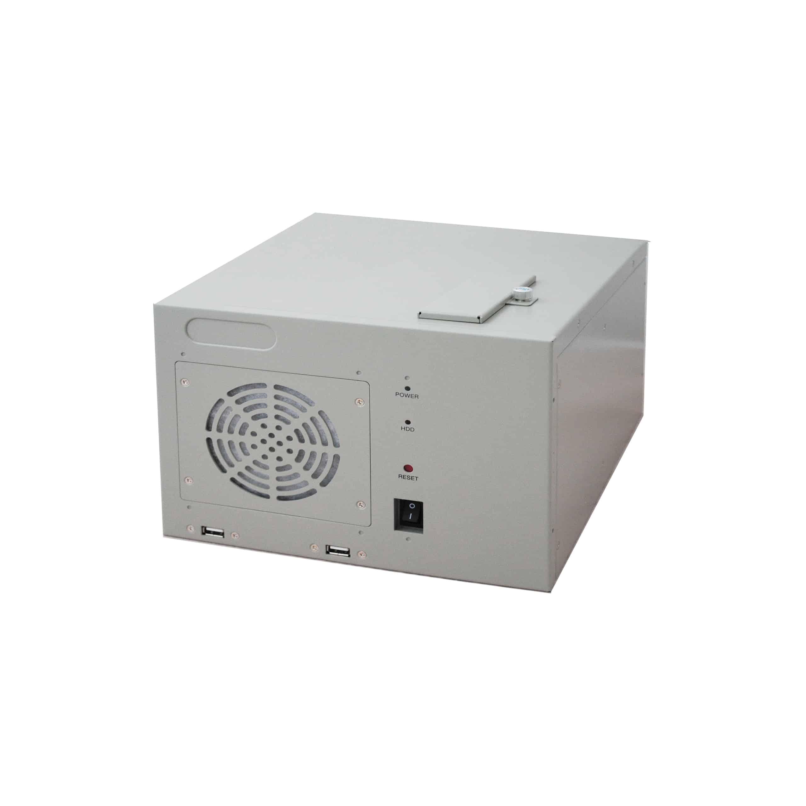 Iac Gmbh iac c860sa 870p wallmount chassis ipc intel pentiumm alptech