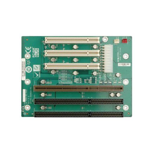 IP-6SA-RS backplane passive Busplatine PISA 2 ISA 3 PCI