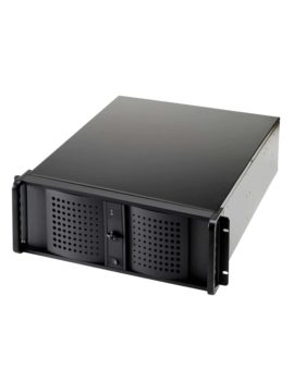 IPC-425-ELA 4U 4HE Industrie PC Rack Core 2 Duo 1x ISA 2x PCI, PCEex16 PCIex4 5xCOM