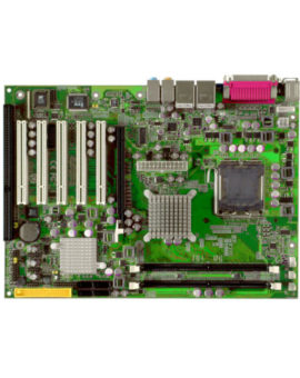 IM-i965Q Industrial Motherboard ISA S775