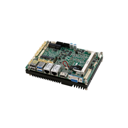 "MS-98F3 3.5"" SBC Core-i Low Power Fanless"