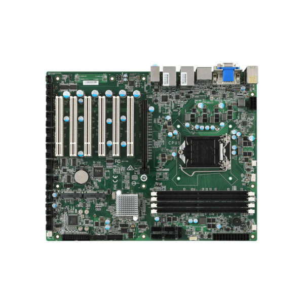 MS-98H9 V2.0 6x PCI MSI Industrial Motherboard