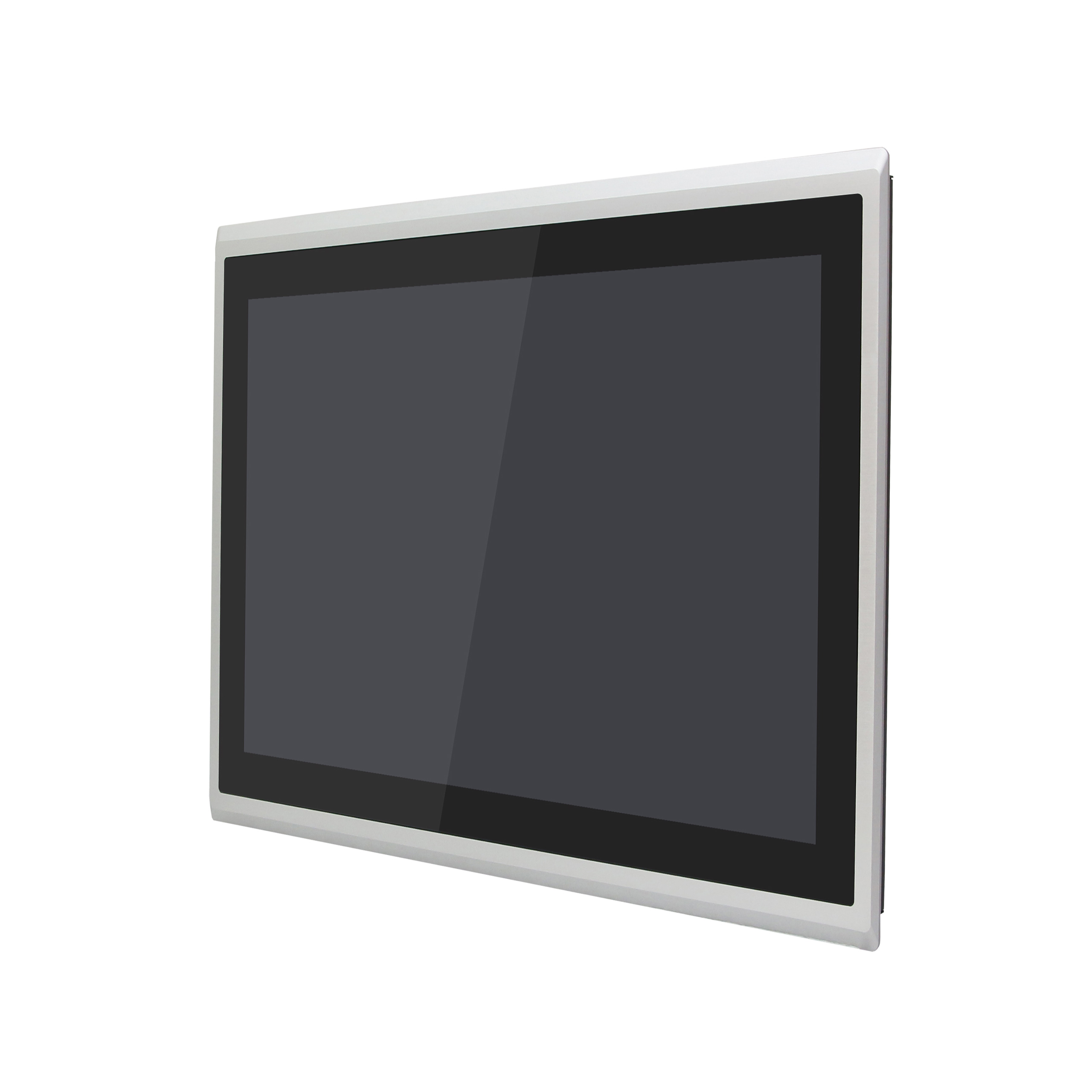 """Front Side View P-S1903P 19"""" Low Power Panel PC"""