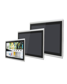 Panel PC EmCore HMI Quad Core Series P-Sxxxx stromsparender HMI