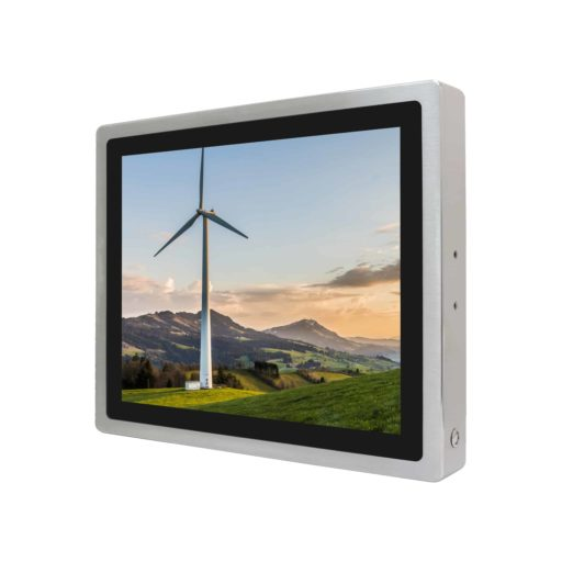 P-V178PR 17″ Total IP65 Panel PC Quad