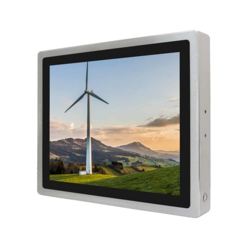 P-V198PR 19″ Total IP65 Panel PC Quad