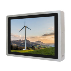 P-V228PR 21.5″ Total IP65 Panel PC Quad