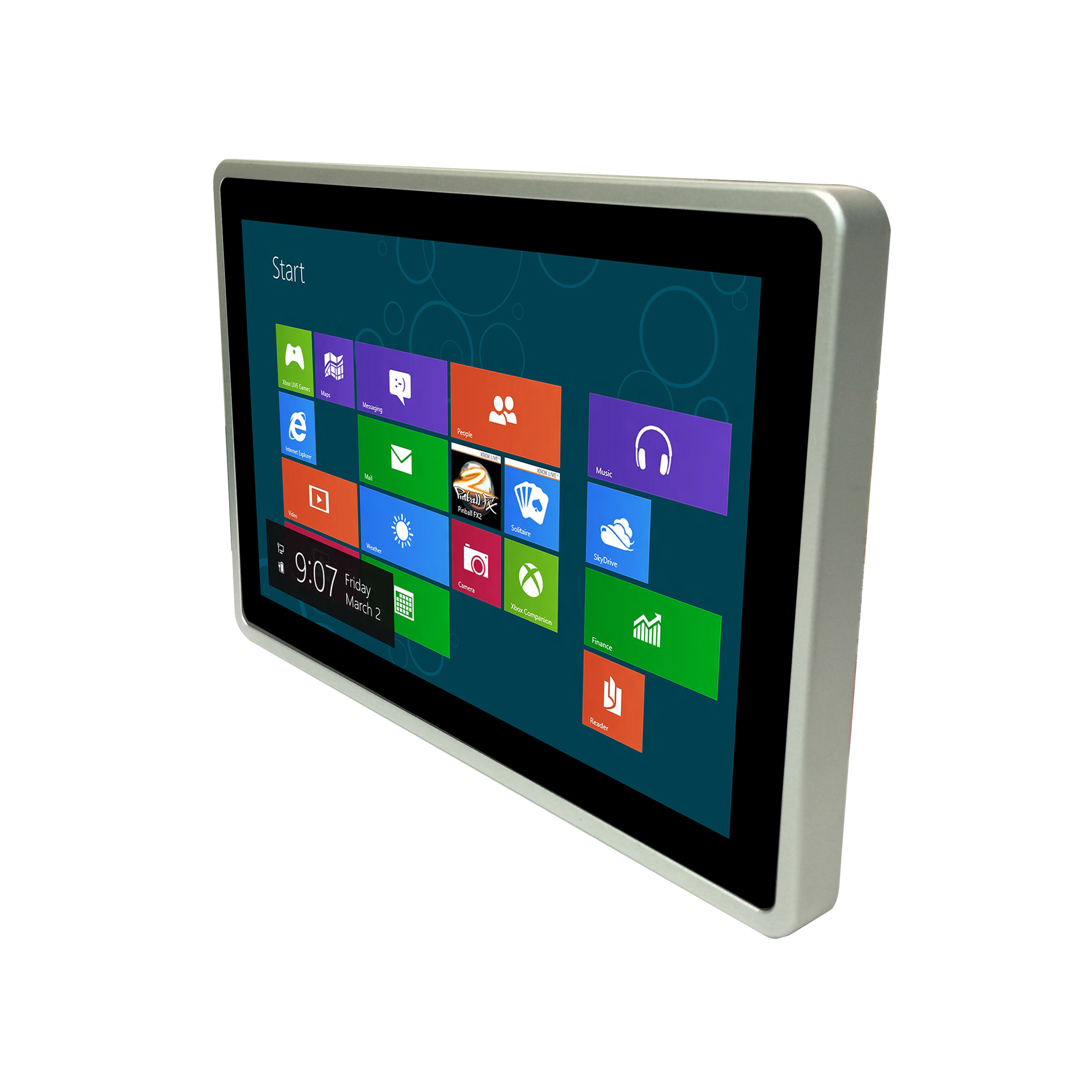 P-W810C 10.1 inch Quad Core Panel PC