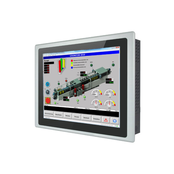 17 inch High Performanace Panel PC P1777D-MT