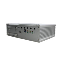 BPC Train-F4770 i7 Transport Box PC Bahnnorm EN50155 zum Einsatz im Transportwesen 4x Power over Ethernet (PoE)