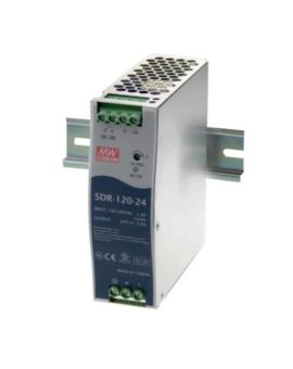 SDR-120-24 120W 24V Hutschienen Netzteil DIN Rail Industrial Power Supply