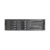 SX368 - front view with 8x hotswap 3 HE High-End Industrie Server Intel Xeon 8. Gen. oder Cascade Lake